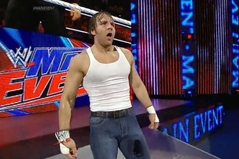 Battleground Will Be 1st Step of Meteoric Rise of Dean Ambrose