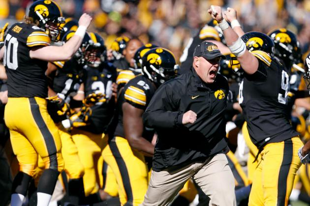 Easy Schedule? Hawkeyes Respond to Offseason Hype