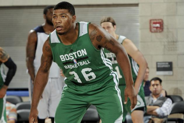 Report: Marcus Smart Invited to USA Select Team