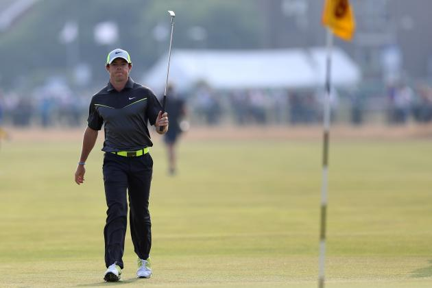 British Open 2014: Final Scores and Reactions to End-of-Day-2 Leaderboard