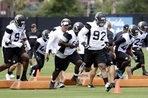 More Talent, Depth on Defensive Line Fuel Optimism for Jaguars