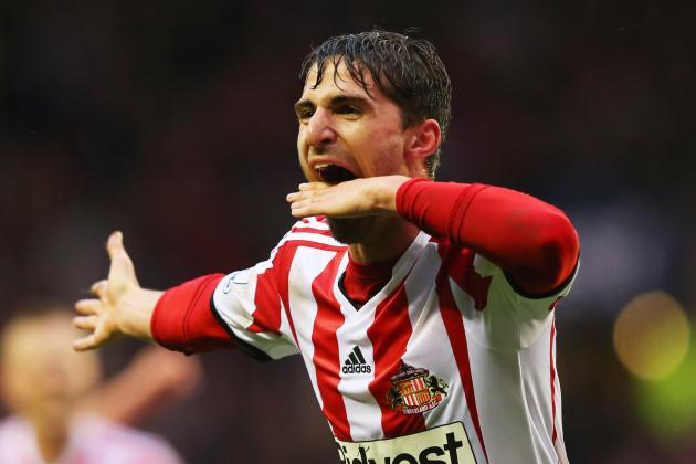 Liverpool Agree Fee with Sunderland for Sale of Fabio Borini