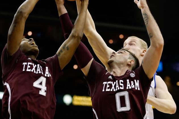 Aggie Basketball Reveals Complete Non-Conference Schedule