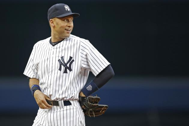 Derek Jeter's Retirement Ceremony Announced by New York Yankees