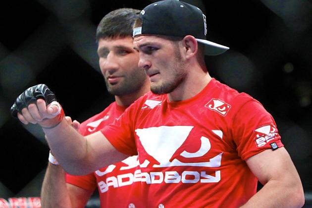 Donald Cerrone vs. Khabib Nurmagomedov Booked for UFC 178, Immediately Canceled
