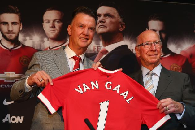 Louis van Gaal's Tour Squad Highlights Problems to Solve at Manchester United
