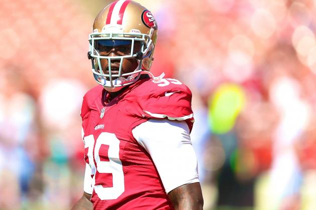Aldon Smith Sentenced to Serve as Part of Work Crew for DUI, Weapons Charges
