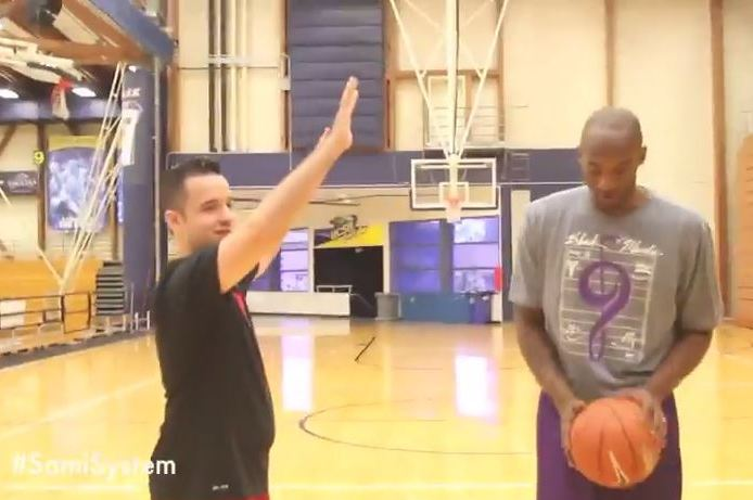 Kobe Bryant Talks Smack, Beats Fan in Game of HORSE
