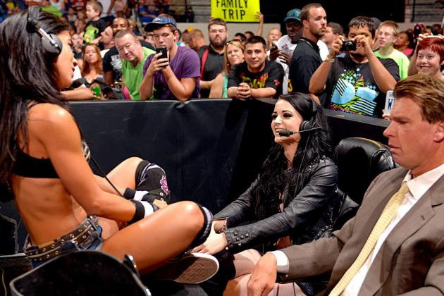 WWE Needs to Give More TV Time to Its Most Unconventional Storylines