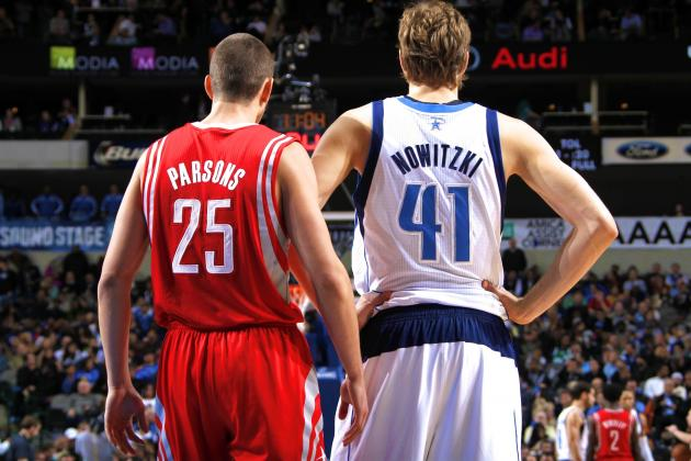 Breaking Down How Chandler Parsons and Dirk Nowitzki Can Thrive Together