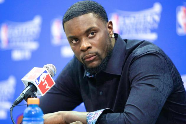 Lance Stephenson: 'I Bring More to the Table Than Blowing in Someone's Ear'