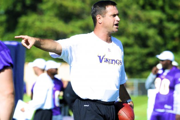 Vikings Suspend Mike Priefer 3 Games as Chris Kluwe Lawsuit Looms