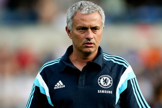 José Mourinho Makes Pre-Season Jibe at Arsenal over Cesc Fábregas Signing