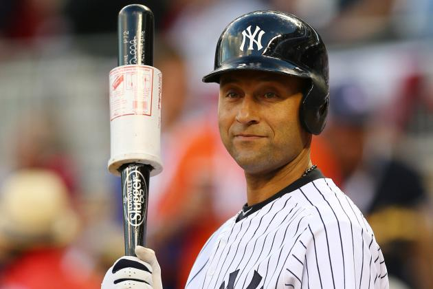 Derek Jeter Adds Another Milestone to Historic Career