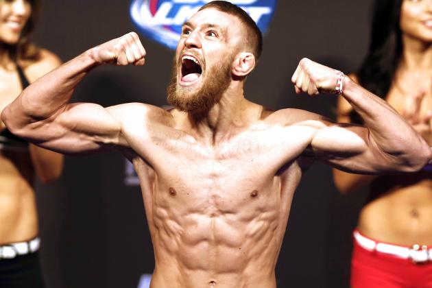 The Sons of Sonnen: Is Big Mouth Conor McGregor the UFC's Next Big Star?