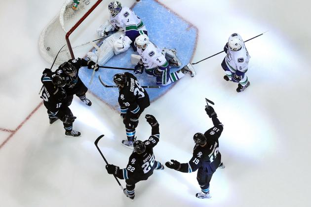 Will the San Jose Sharks Still Be a Force in the Western Conference in 2014-15?
