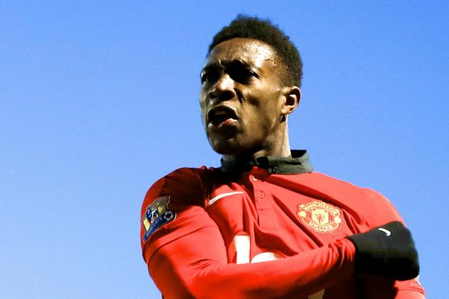 Danny Welbeck Could Be Louis Van Gaal's Secret Weapon at Manchester United