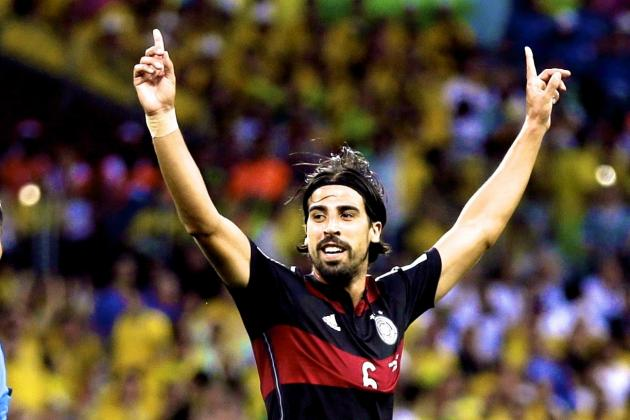 Why Liverpool Should Join Rivals in Chase for Sami Khedira