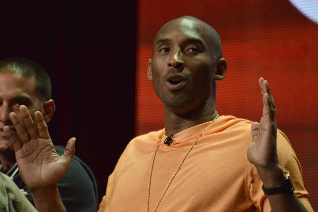 Kobe Bryant to Be Featured in Showtime Documentary Released This Fall