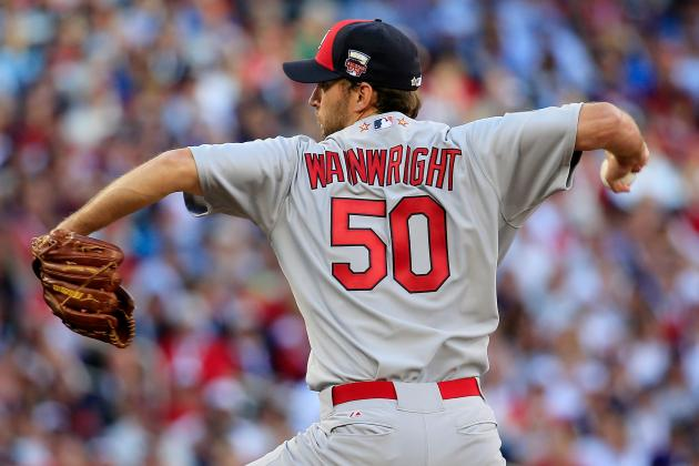 Cards' Wainwright Regrets Jeter Comments