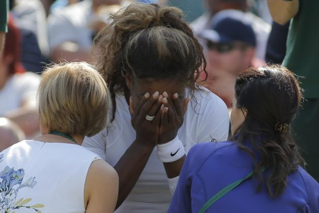 Was Media Out of Line with Serena Williams Drug Accusations During Wimbledon?