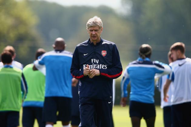 Arsenal vs. Boreham Wood: How the Gunners Will Line Up