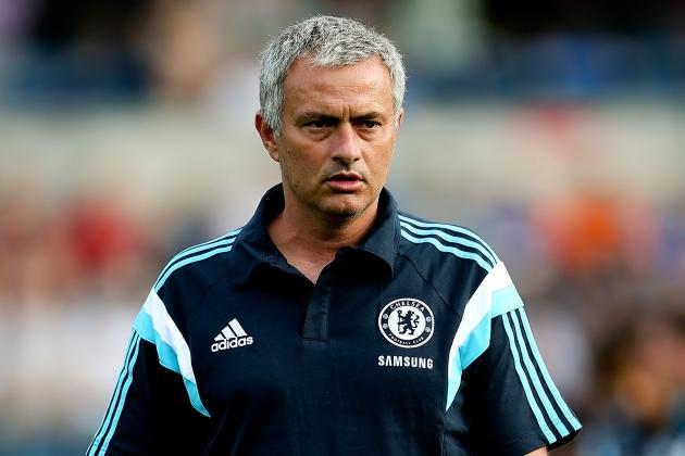Mourinho: Fabregas Happy to Join Chelsea