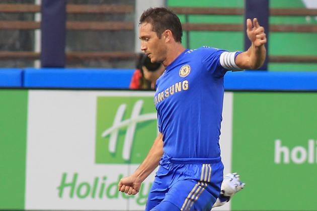 Lampard Set for New York City FC Move