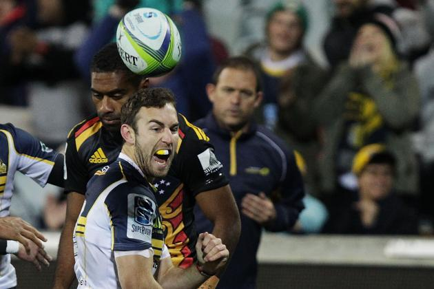 Brumbies Hold on to Progress