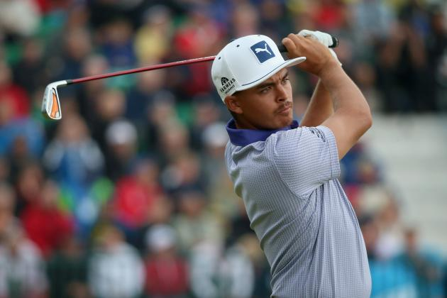 British Open Leaderboard 2014: Latest Scores and Standings from Day 3