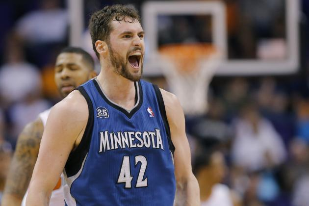 NBA Rumors: Latest Buzz Surrounding Possible Kevin Love Trade