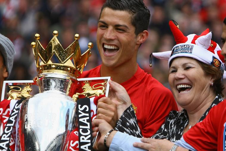 Cristiano Ronaldo's Mother Reveals She Tried to Abort Her Son in New Book