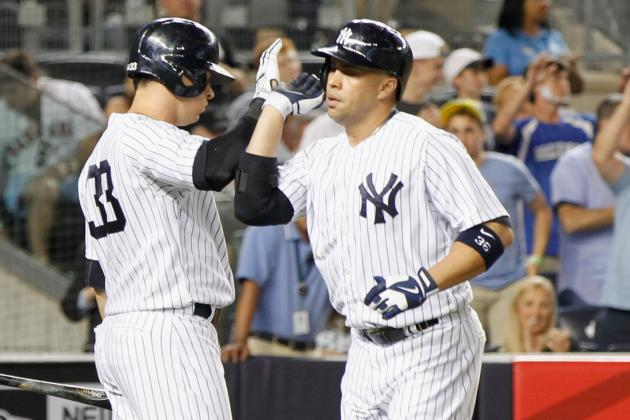 Beltran Enjoys Return to Yankees' Lineup