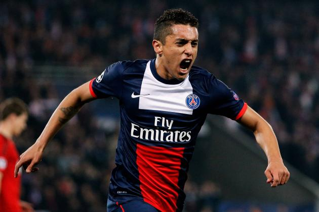 Barcelona Target Marquinhos Continues to Endure Difficult Pre-Season with PSG
