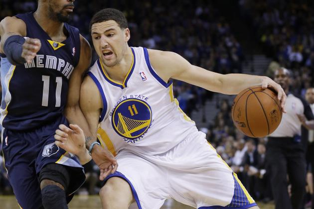 Amick: Why Warriors Won't Give Up Klay for Love
