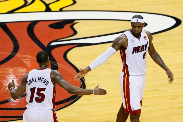 Mario Chalmers: 'I Never Thought Anyone Would Want to Leave Miami for Cleveland'