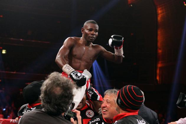 Controversial KO Exactly What Guillermo Rigondeaux's Career Needs