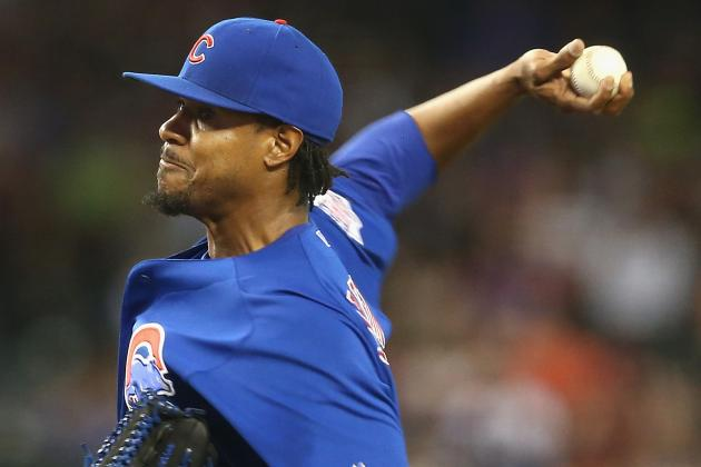 Yankees Could Be Interested in Edwin Jackson