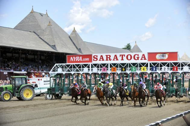 Summer Racing Heats Up with CCA Oaks at Saratoga, Eddie Read at Del Mar