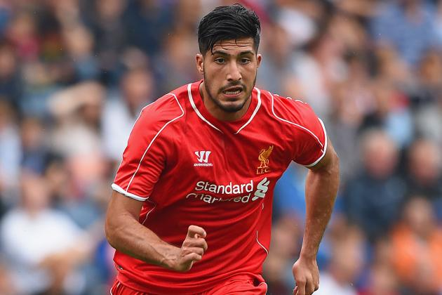 Liverpool Preseason Focus: Brendan Rodgers' Tactics, Emre Can and Rickie Lambert