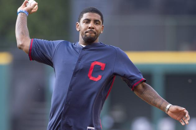Kyrie on Extension: 'Huge Monkey off My Back'