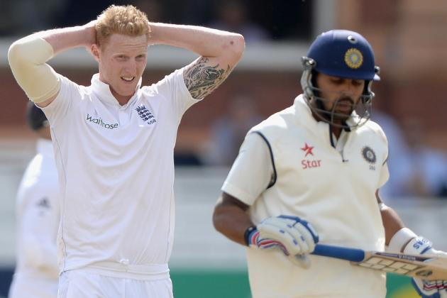 England vs. India, 2nd Test: Day 3 Highlights, Scorecard, Report