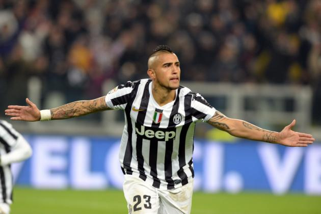Arturo Vidal: Juventus Looking to Keep Midfielder and Continue Serie A Success