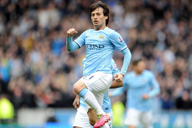David Silva Offers Manuel Pellegrini Tactical Flexibility at Manchester City