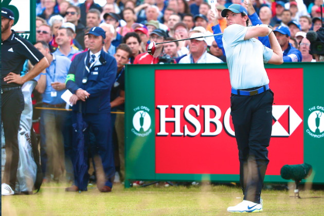 Relentless Rory McIlroy Shows Killer Instinct, Controls 2014 British Open