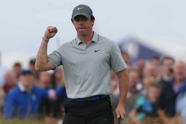 Rory McIlroy's Round 3 Resilience Will Lead to 2014 British Open Victory