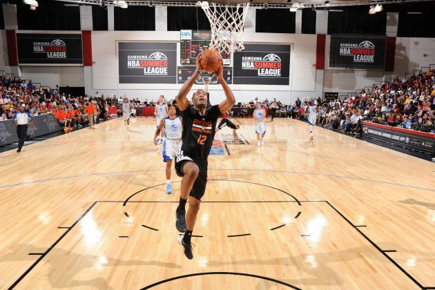 Las Vegas Summer League 2014: Breaking Down Top Performers from the Tournament