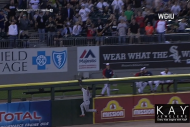 Adam Dunn Denied Home Run After Ball Bounces off W…
