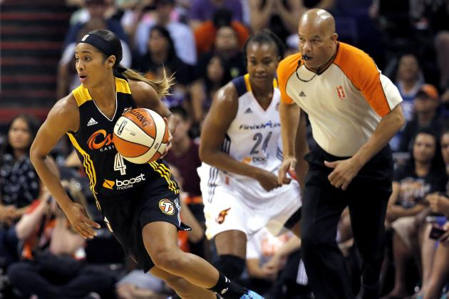 WNBA All-Star Game 2014: Complete Recap and Highlights