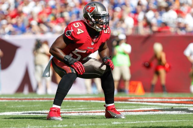 Lavonte David Perfect for New-Age NFL and Coach Lovie Smith